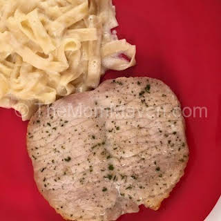 Ranch Pork Chops.