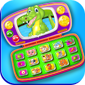 Toy Phone For Toddlers - Kids Preschool Activities