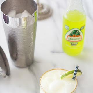 Coconut Lime Cooler.