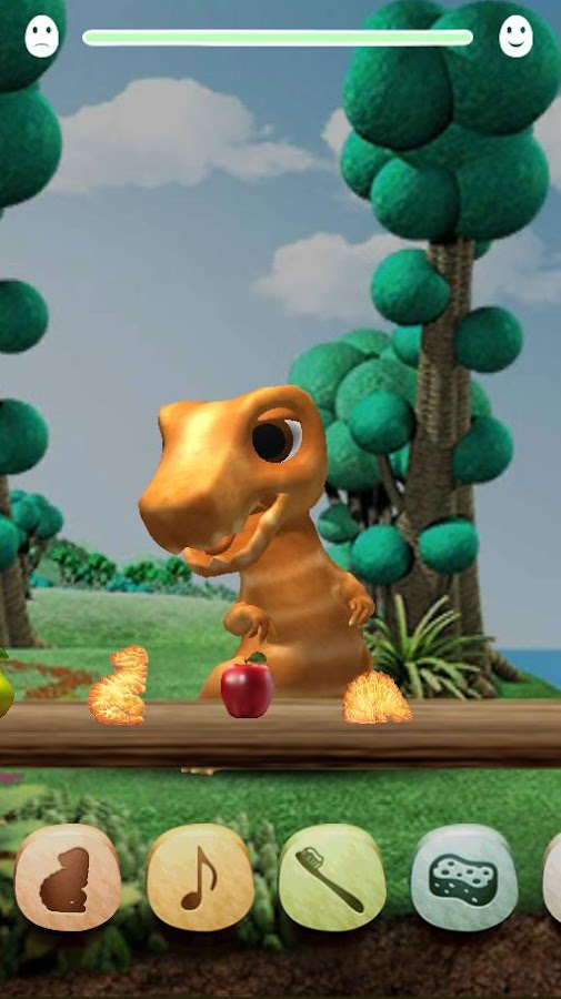 Dinosaurus III- screenshot