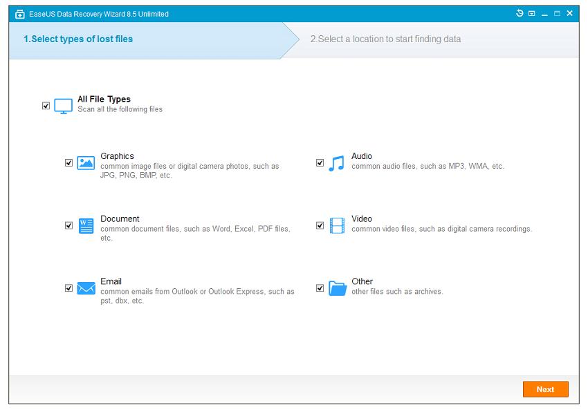 Phần mềm EaseUS Data Recovery Wizard Technician pro