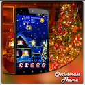 Christmas Theme - Go Launcher icon