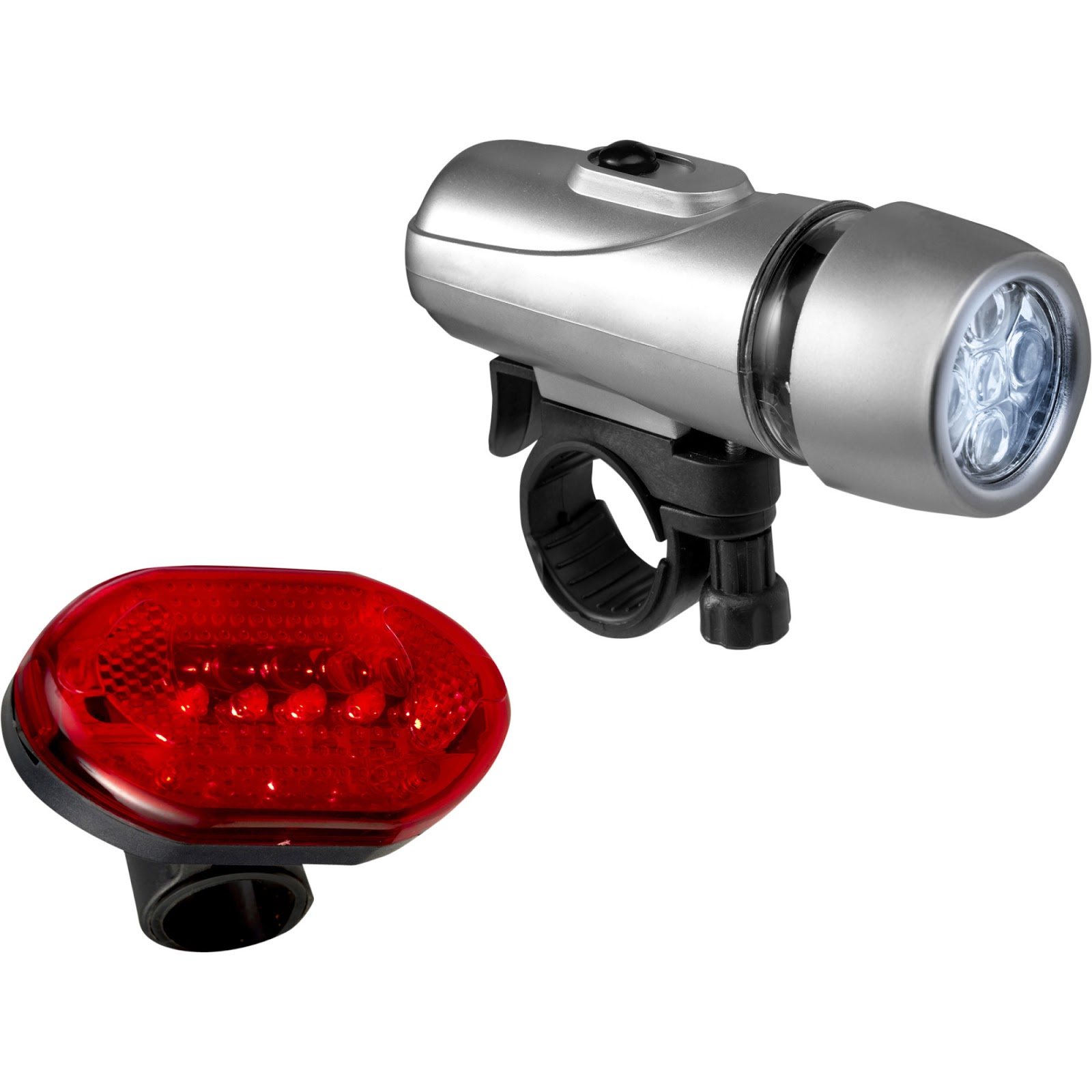 Bicycle Lights Set