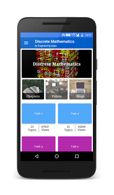 Discrete Mathematics - screenshot