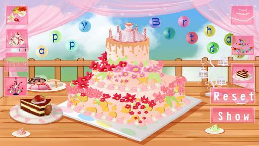 Pretty Birthday Cakes HD