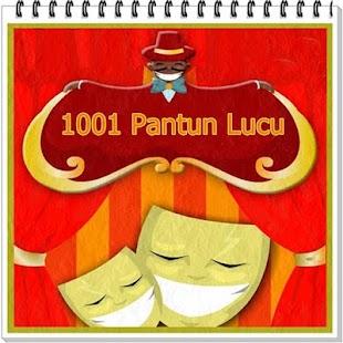 1001 Pantun Lucu - náhled