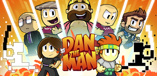 Dan the Man: Action Platformer for PC
