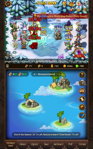Everybody's RPG apkpoly screenshots 10