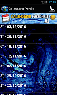 Droid Pallanuoto- miniatura screenshot