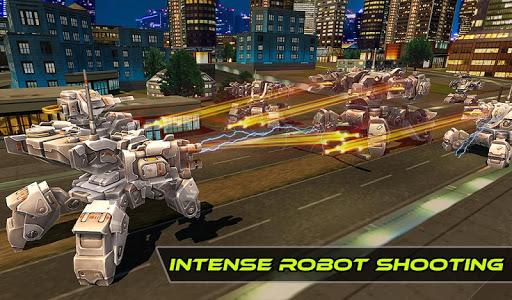 玩免費動作APP|下載未来のロボットの戦い2017 app不用錢|硬是要APP