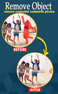 PixelRetouch - Remove unwanted content in photos 1.0 (AdFree)