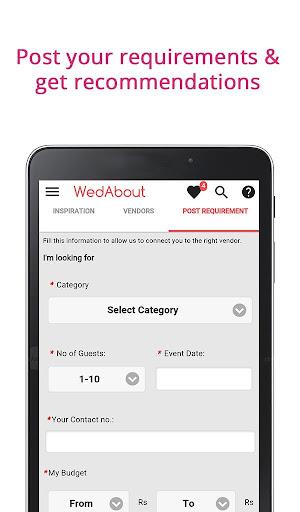 玩免費遊戲APP|下載WedAbout Wedding Planning App app不用錢|硬是要APP