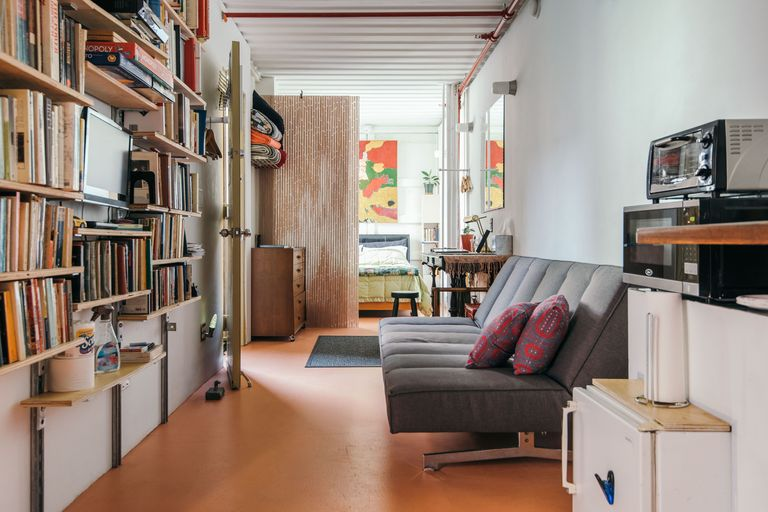 NYC Shipping Container Home Airbnb
