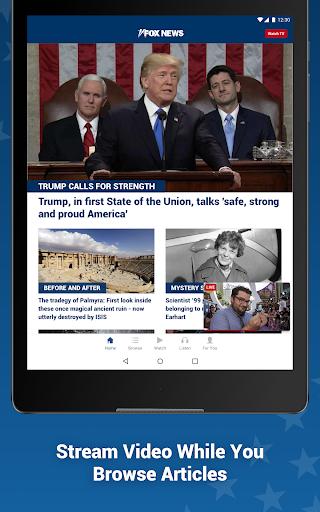 Fox News screenshot 16