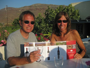 Photo: Or visit a vineyard! Winetasting is only 1 euro per glass