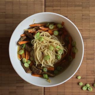 Asian Broth & Soup Recipe