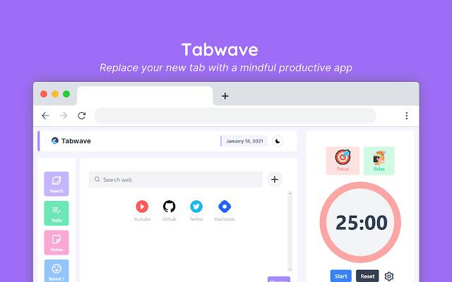 Tabwave
