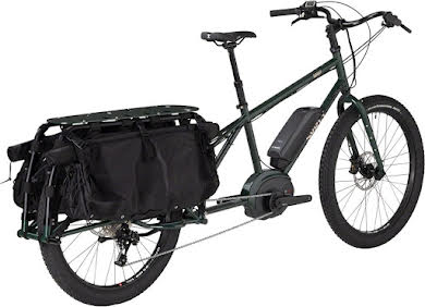 Surly Big Easy Cargo Bike - Deep Forest Green alternate image 1