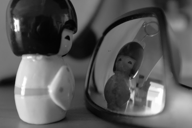 riflesso in casa di nicolagardin