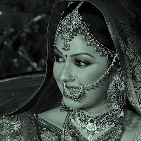 by Tanvir Khan - Wedding Bride