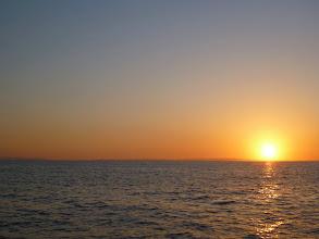 Photo: 太陽が!