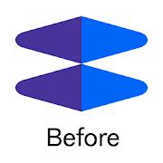 Logo Lanceur minimaliste pour le focus | Lanceur Before