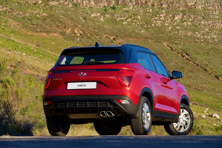 A welcome new feature that was absent in the old Creta is electronic stability control. Picture: SUPPLIED