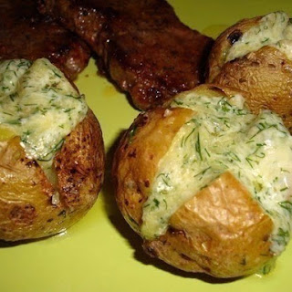 Baked Potato Garnish