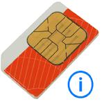 SIM Card Details Icon