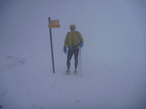Photo: On the way to Col de Furs