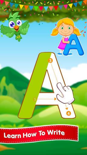 Kids Preschool: Kindergarten Learning Games Free screenshots 1