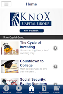 Knox Capital Group- screenshot thumbnail