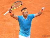 Nadal geeft zoveelste demonstratie in Parijs en is voor dertiende keer de beste