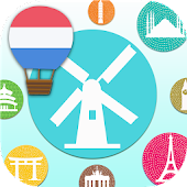 Learn&Read Dutch Travel Words