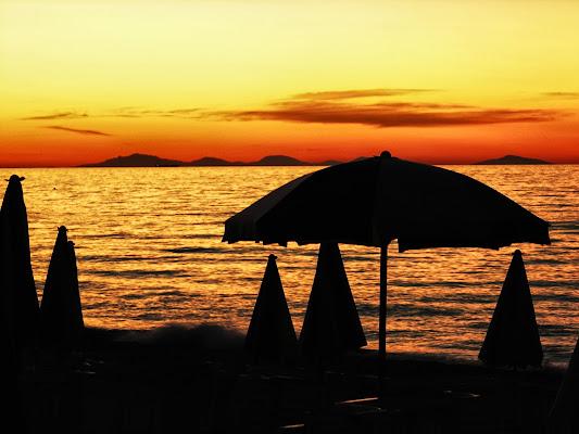 Estate in spiaggia di GazzolaFrancesco