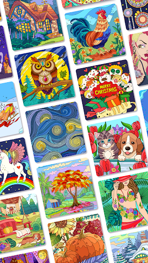 ColorPlanet: Paint by Number, Free Puzzle Games 1.1.3 Pc-softi 7