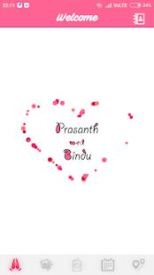Prasanth weds Bindu - náhled