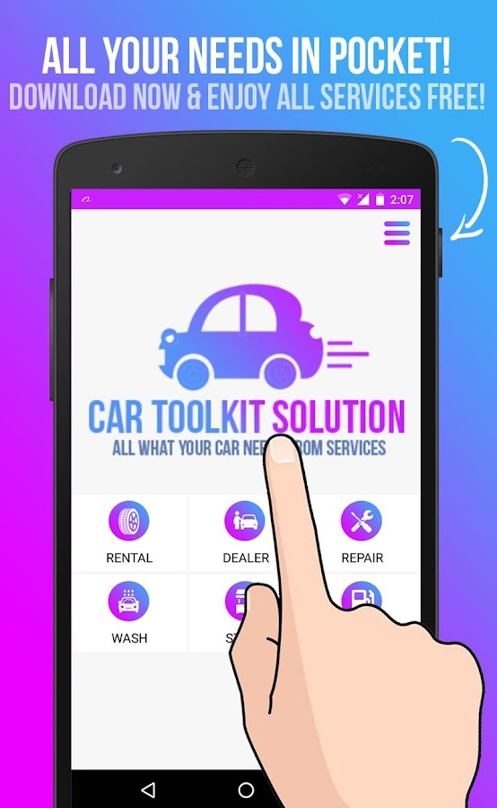 Best Car Toolkit Solution When On The Road- screenshot