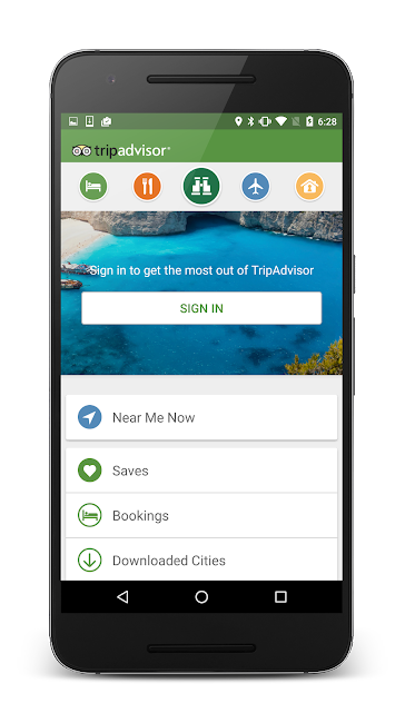 #1. TripAdvisor Hotels Restaurants (Android)