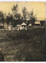 Photo: Базар в Солонешном 30-е годы.