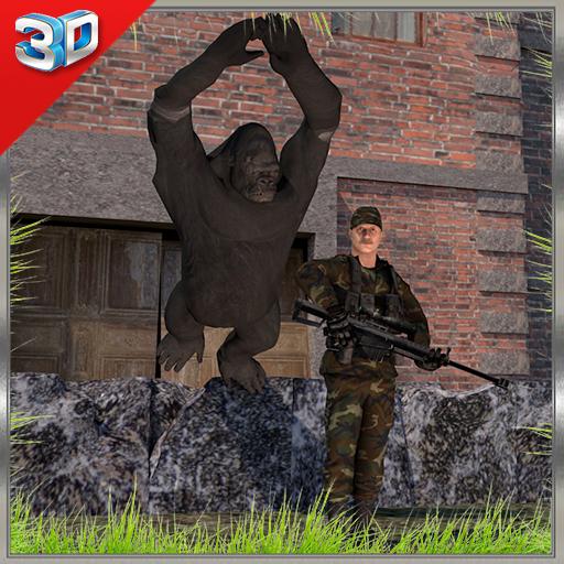 Adventure of Apes Jungle Survival