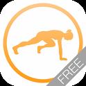 Daily Cardio Workout Free icon