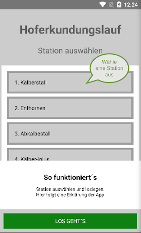 android KUH TOUR Screenshot 0