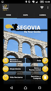 Be Your Guide - Segovia- screenshot thumbnail
