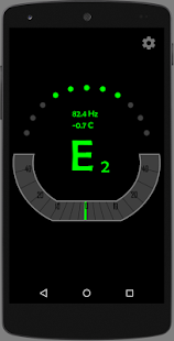 At Hand Tuner Pro: Wear+Strobe- screenshot thumbnail