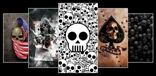 Skull Wallpaper (4k) - Apps on Google Play