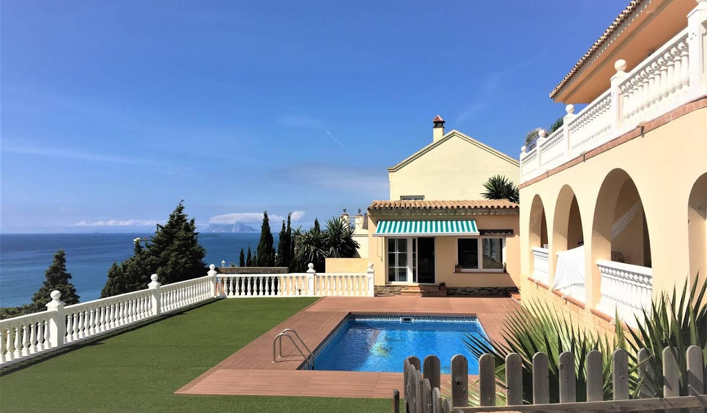 Villa avec jardin et terrasse Manilva