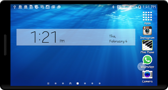 Underwater HD Live Wallpaper screenshot 1