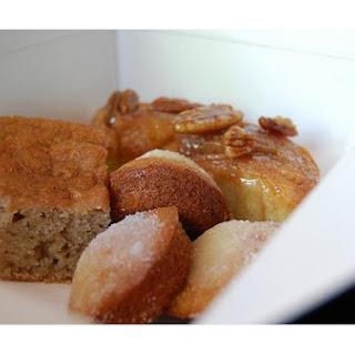 Ginger Pecan Cake