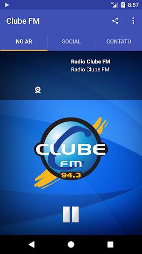 Clube FM Rio Claro Apk Download 1
